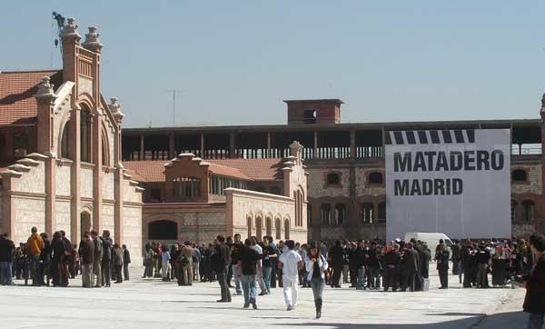 Taller en Festival Estampa – Matadero Madrid