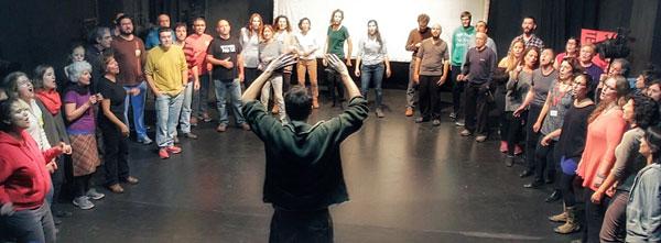 Coro Teatro del Barrio