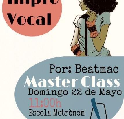 Impro vocal Castellón