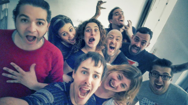 Impro Musical en María Beltrán