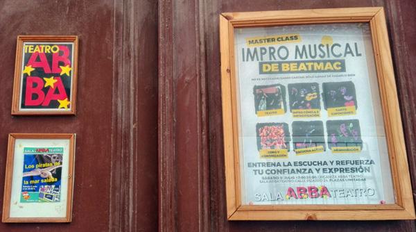 Teatro Abba Almería