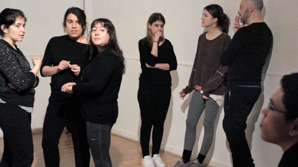 Aprender teatro Madrid