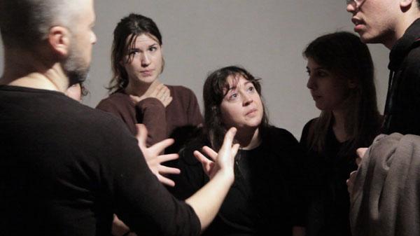 hacer una obra de teatro Madrid