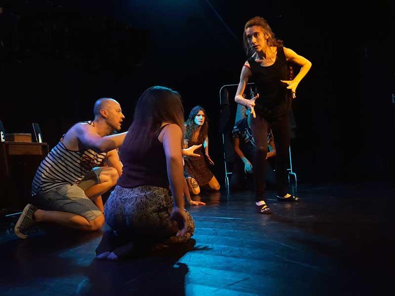 curso de teatro en madrid