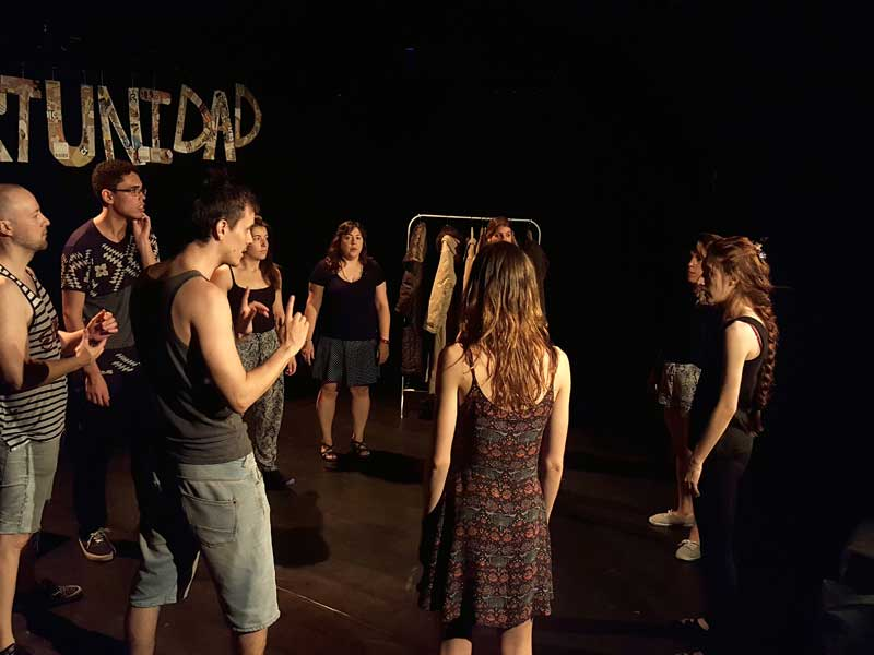clases de teatro en madrid