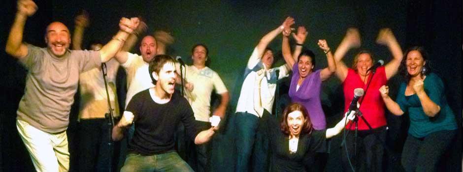 Grupo La Yesca. Buenos Aires, Argentina. 28-4-2013