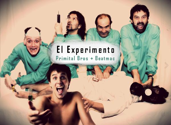 Beatmac y Primital Bros hacen un experimento musical