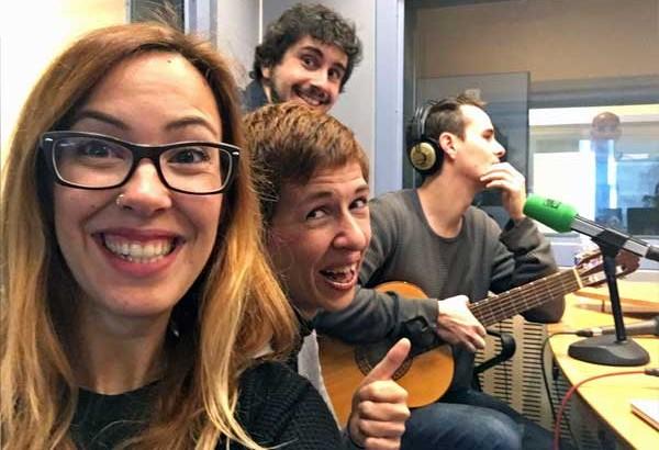 Soundlooping Jam en Onda Cero Radio