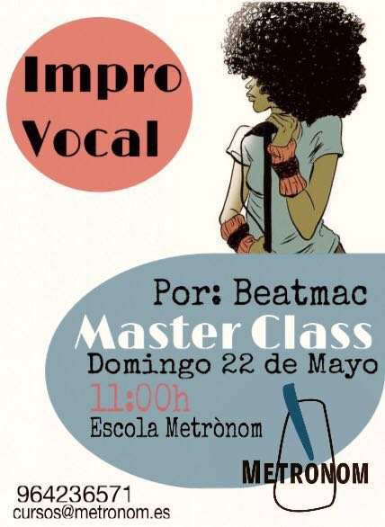 Impro vocal Castellón