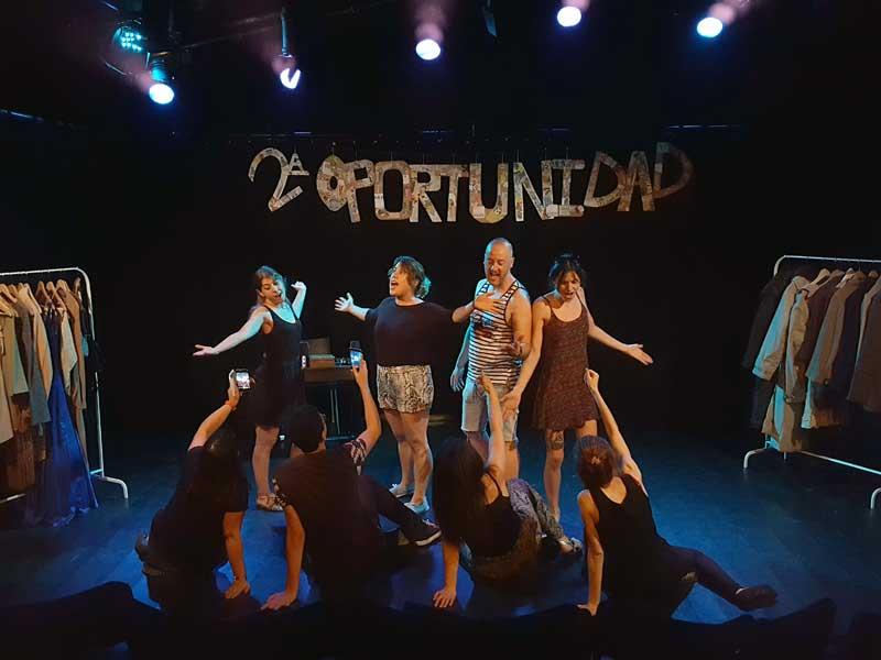 clases de teatro musical madrid