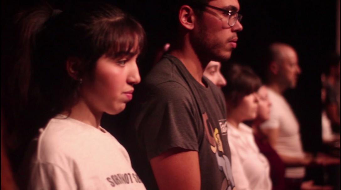 Fin de curso 2017 en Teatro Musical Impro