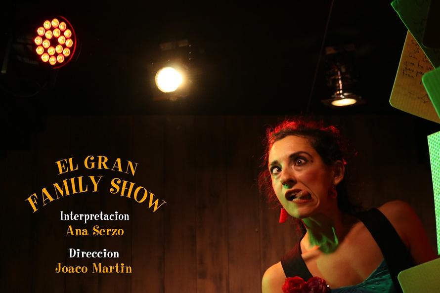 El Gran Family Show