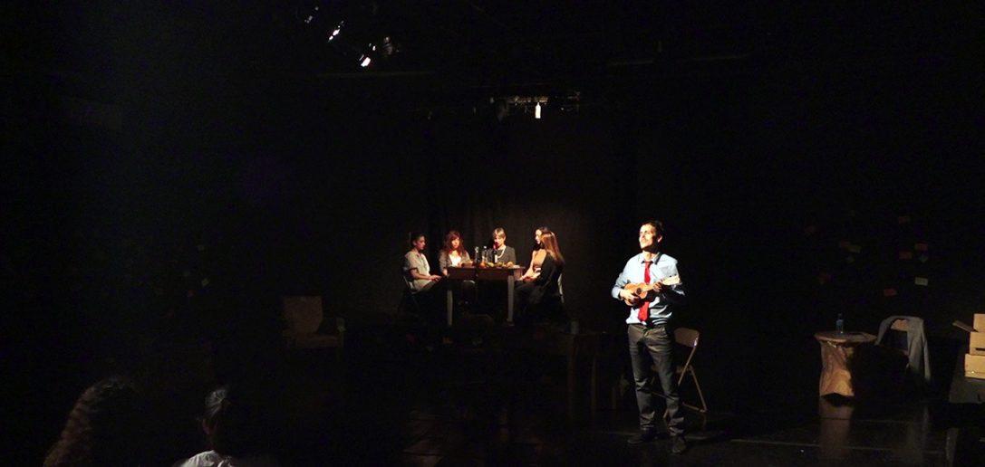 Loser, danza y teatro en Surge Madrid
