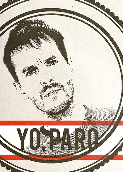 Yo, Paro. Cortometraje con Raúl Beatmac